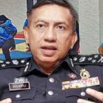 Police set fitness