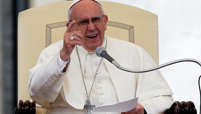 Pope Francis accepts church leaders' invitation to visit South Sudan