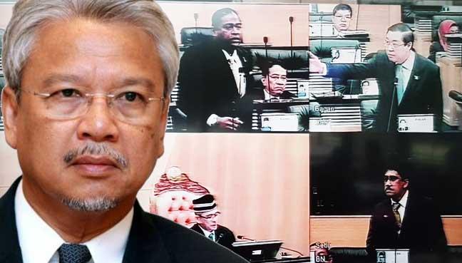 Ronald-Kiandee,-Dewan-Rakyat,-Chong-Chieng-Jen,-Lim-Kit-Siang,-Lim-Guan-Eng,-walkout.