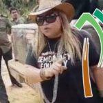 Siti Kasim wants to enter the Pos Tohoi Orang Asli