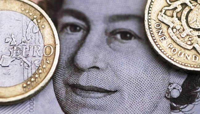 Sterling hits 31-year low against dollar