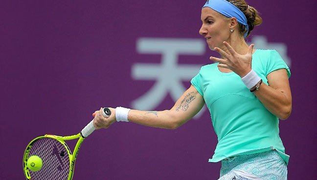 Top seed Kuznetsova boosts Singapore hopes