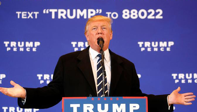 Trump looks for boost from Clinton's new email problem