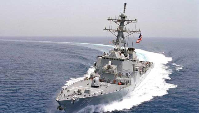 US-destroyer