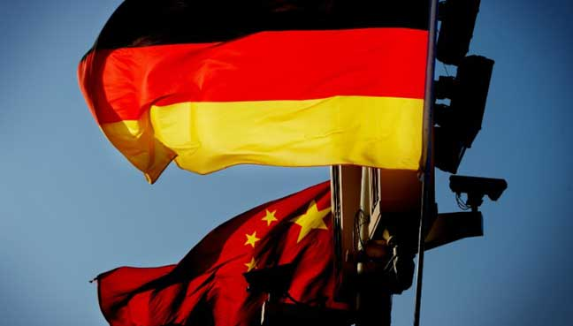 german-china