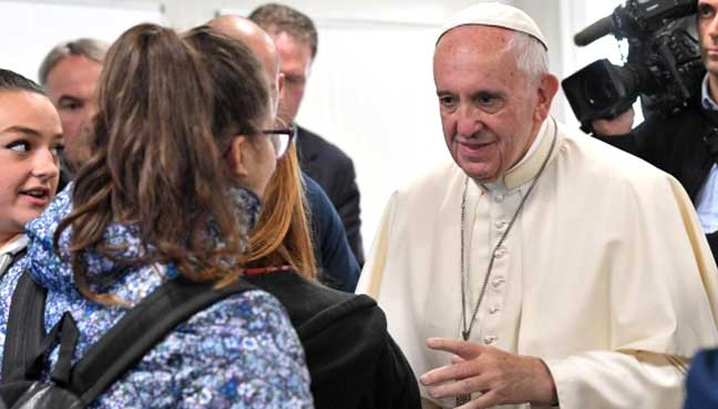Pope Francis' Election Advice: 'Pray and Choose with Your Conscience'