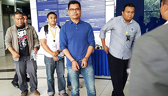 Jamal Yunos remanded for two days