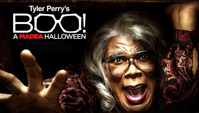 Boo A Madea Halloween Scares Off Inferno At N