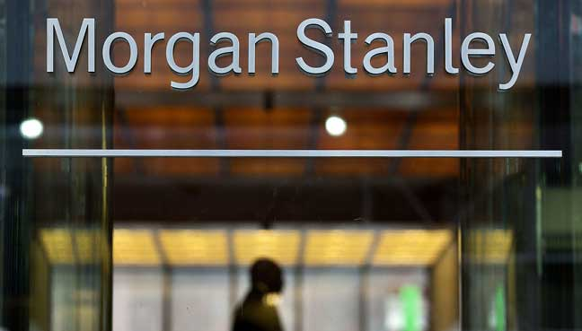 Morgan Stanley Charged With Running Unethical Sales