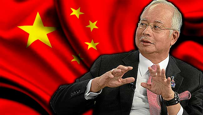 najib-china
