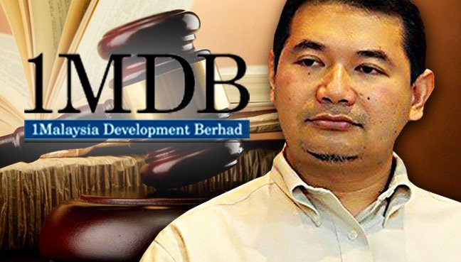 1MDB: Malaysian opposition politician jailed for exposing audit report on fund