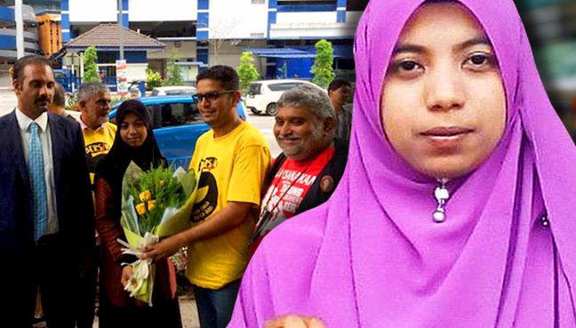 Anis-Syafiqah_bersih_polis_600