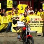 Bersih,-rally,-Sabah,-Kota-Kinabalu,