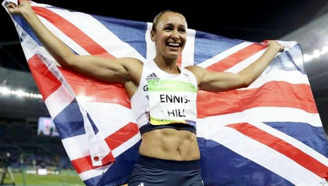 Weeks after retiring, Jessica Ennis-Hill to receive third world title