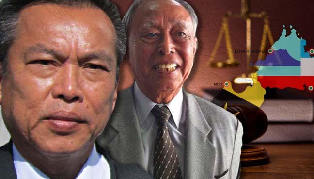 Activists want former Sabah CM to take MA63 to court