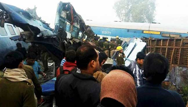 India train accident death toll rises to 96 | Free Malaysia Today