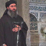 Jihadist leader Abu Bakr al-Baghdadi