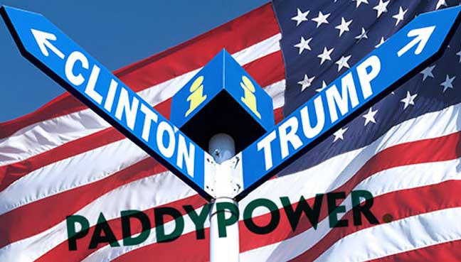 news world paddy power takes beating election betting