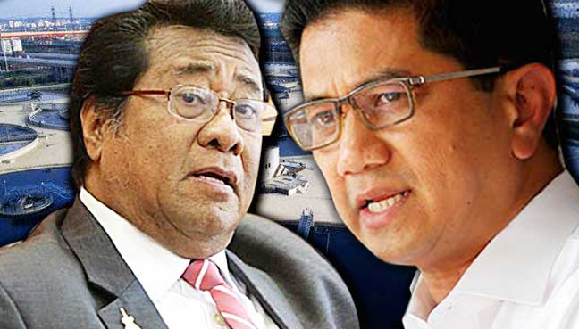 RM2.9b to SPLASH- Azmin wants Khalid to answer in assembly