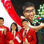 Singapore-Student