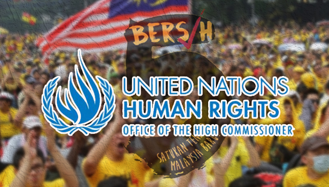 Un human rights body urges govt to allow bersih 5 free - Office for the high commissioner for human rights ...