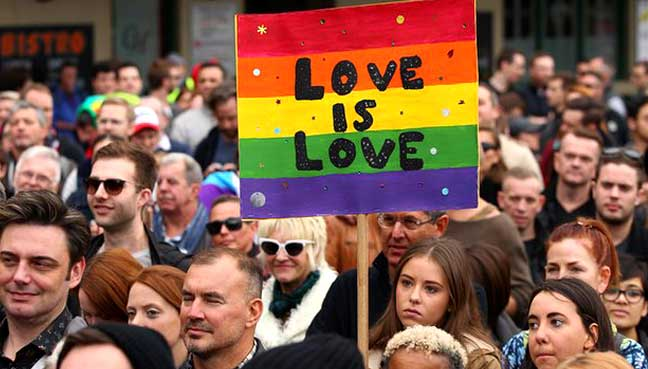 Same sex marriage vote — pic 14