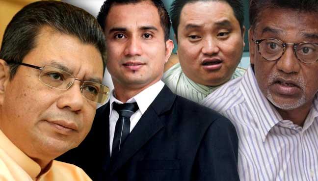 bersih-crackdown