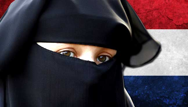 Dutch lower house lawmakers approve burqa ban