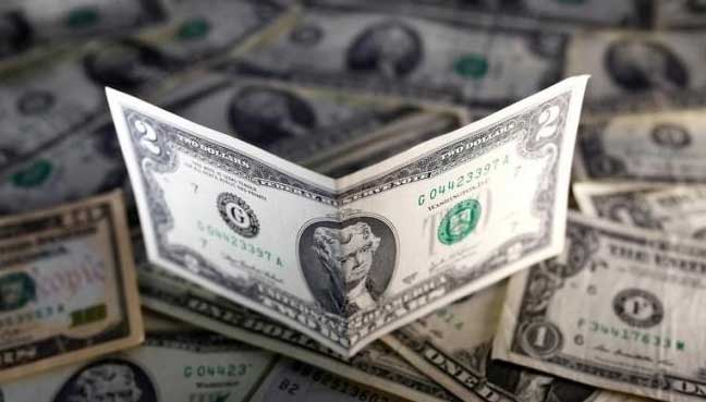 Dollar catches its breath after scaling 14-year peak