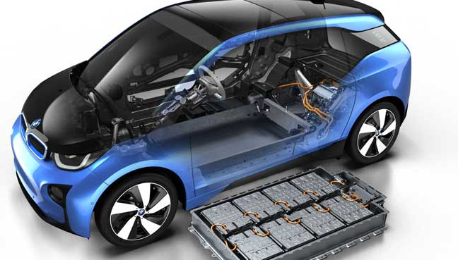 Malaysia Bmw Eyes Electric Car Sales In Thai