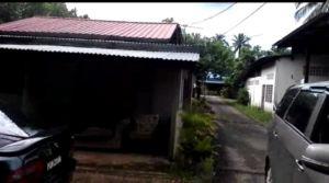 Rumah Shukri di Kampung Lahar Yooi, Pulau Pinang.