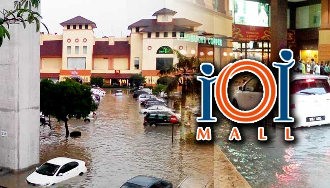 ioi-mall-flood