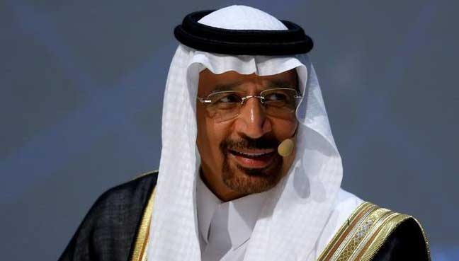 Saudi energy minister urges OPEC to cut oil output to 32.5 million bpd