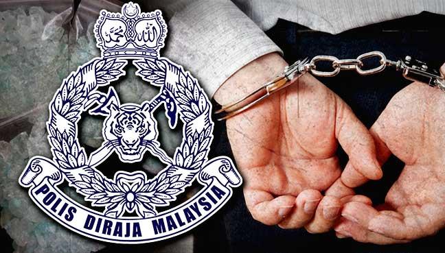 syabu-dadah-arrest
