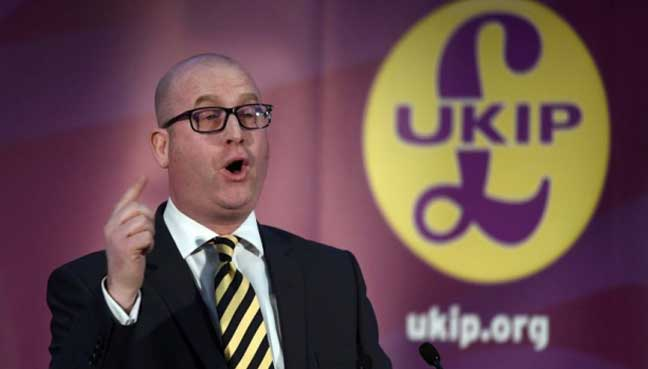 Paul Nuttall wins Ukip leadership and aims to 'replace' Labour