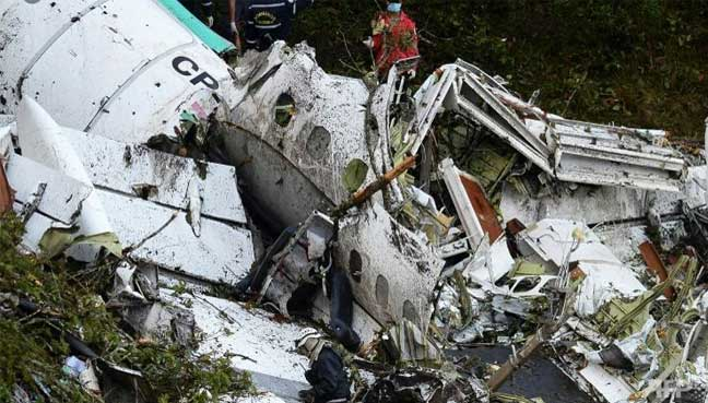 Sports Why Flight Carrying Brazilian Players Crashed - Pilot Reveals in Leaked Recording