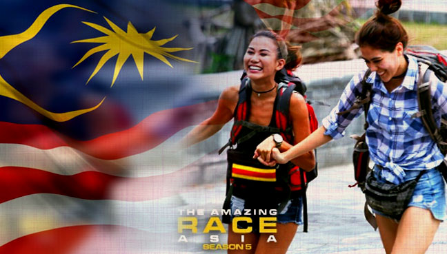 Maggie Wilson, Parul Shah win 'The Amazing Race Asia' season 5