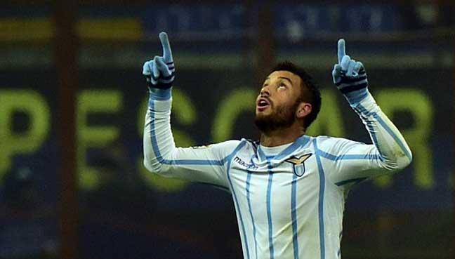 Lazio defeats Sampdoria to move into fourth in Serie A