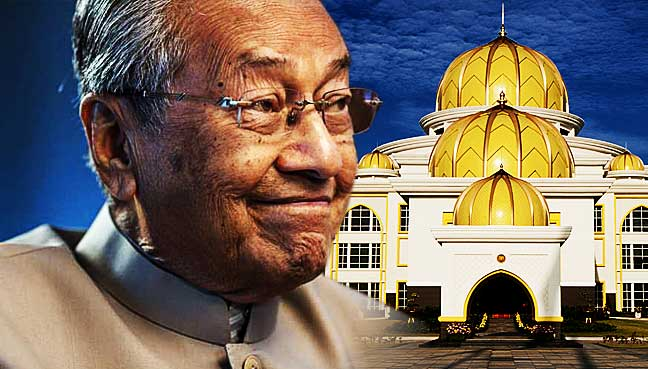 Mahathir,-Siti-Hasmah,-Agong,-univited,-invitation,-cancelled,-fmt,-rulers,-sarcastic,-blog,-palace