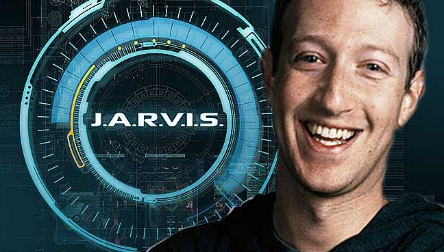 Image result for Zuckerberg builds software butler for his home