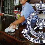 Polis-maid