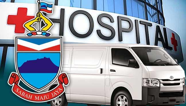 Sabah-10-sen-van-hospital