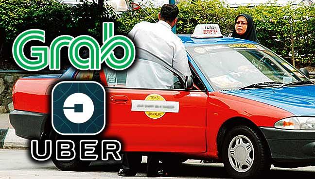 Shamsubahrin-Ismail,-Uber,-GrabCar,-SPAD