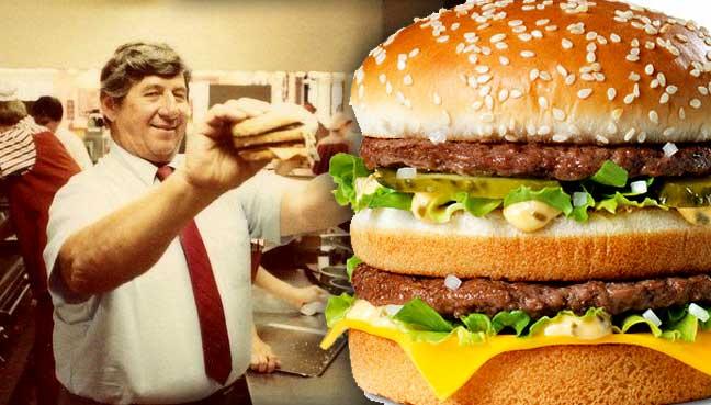 Big mac inventor dies at age 98 free malaysia today - Fast good cuisine big mac ...