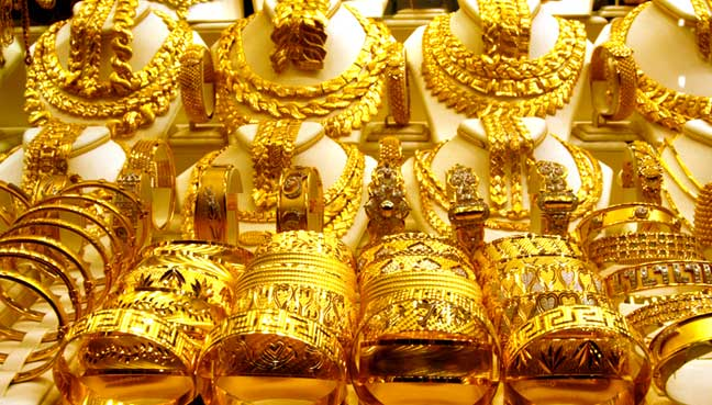 Gold Prices Ease Surrender Gains On Dollar Strength Free Malaysia Today