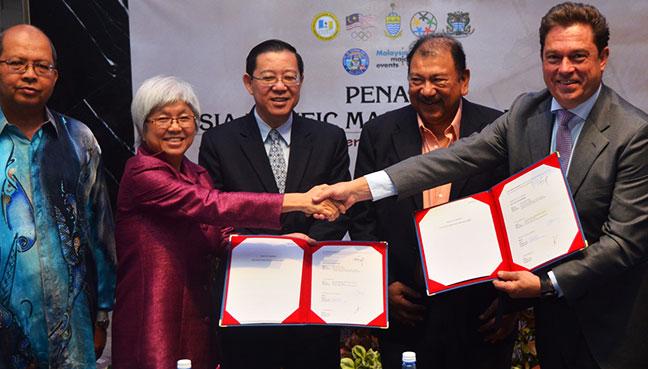 Penang Asia Pacific Masters Games