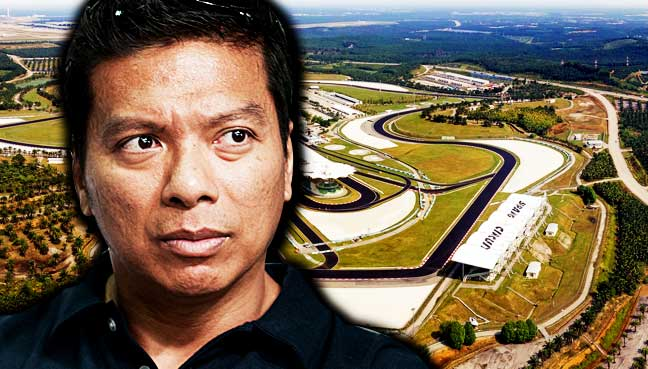 No F1 racing but Sepang circuit fully booked for 2018