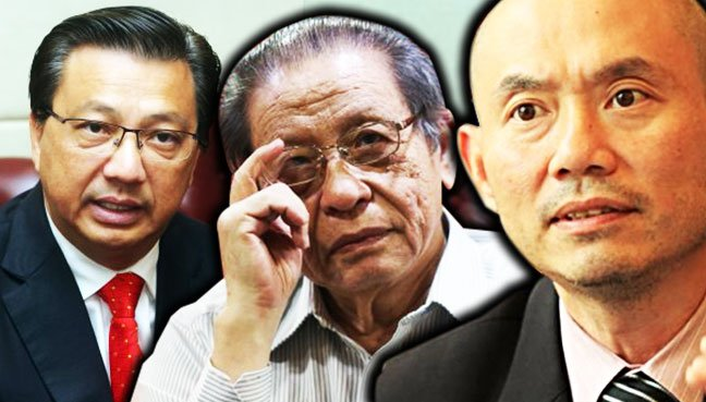 Kit Siang left 'safe' seat for Gelang Patah, MP reminds Liow