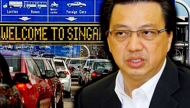 Foreign-cars to pay reciprocal road charge when entering Singapore: LTA