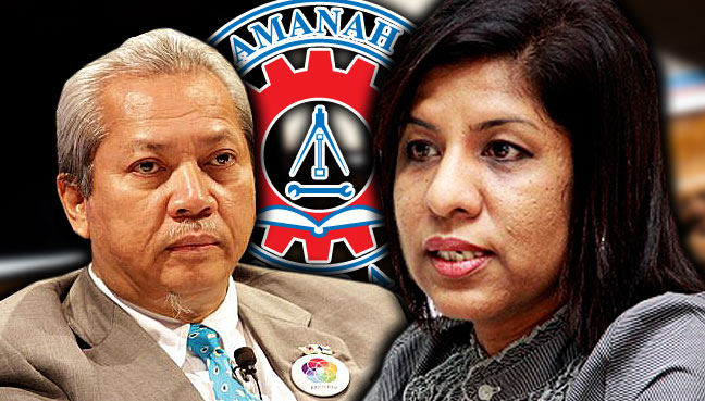 FAM doesn't need 'problematic' president, ex-striker tells Annuar Musa